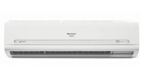 Ar condicionado split inverter Springer Midea