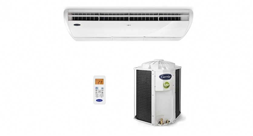 Ar Condicionado Piso Teto Carrier Space 48000 BTUs Frio 220V - 38CCL048535MC