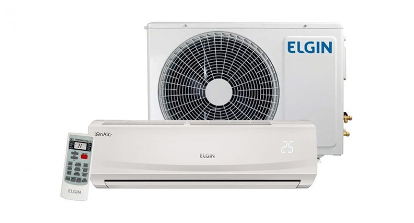 Ar Condicionado Split Hi Wall Elgin ECO Plus 12000 BTUs Frio 220V - HEFI12B2IA