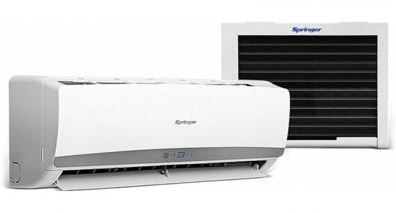 Ar Condicionado Split Window Springer 9000 BTUs Frio 220V - 42MWCC09S5