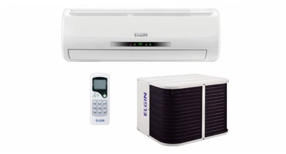 Ar Condicionado Split Window Elgin Compact 9000 BTUs Frio 110V - SQFIC-9000-2