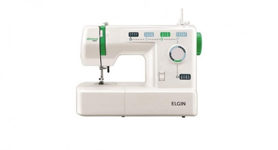 Máquina de Costura Elgin Decora Mais JX-2011 - 220V