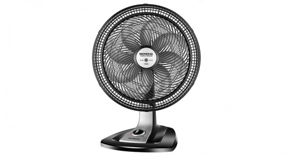 Ventilador de Mesa Turbo Force 40cm 110v - NVT-40-8P