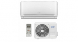 Ar Condicionado Split Elgin Hi Wall Eco Plus 18000 BTUs Frio HEFI18B2FB - 220V