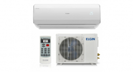 Ar Condicionado Split Elgin Hi Wall Eco Power 18000 BTUs Quente Frio HWQI18B2IA - 220V