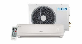 Ar Condicionado Split Hi Wall Elgin ECO Plus 18000 BTUs Frio 220V - HEFI18B2IA